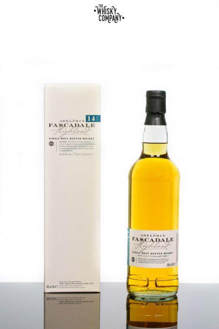 Adelphi Fascadale Highland Park 14 Years Old Single Malt Scotch Whisky (700ml)