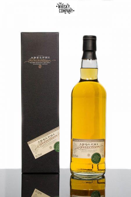 Miltonduff 9 Years Old 2007 Speyside Scotch Whisky (Adelphi) (700ml)