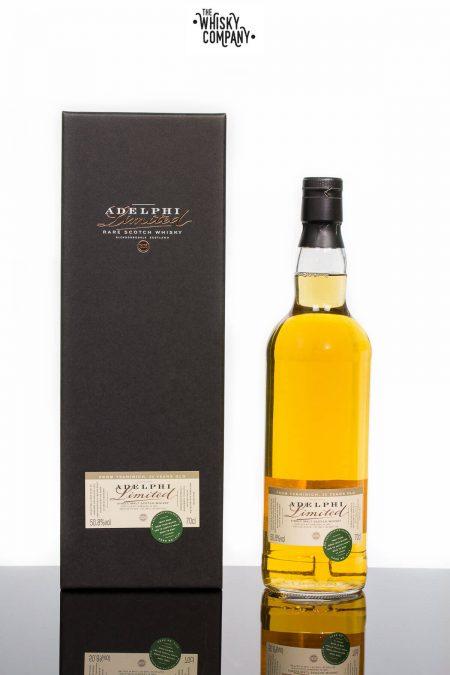 Teaninich 32 Years Old 1983 Single Malt Scotch Whisky (Adelphi) (700ml)