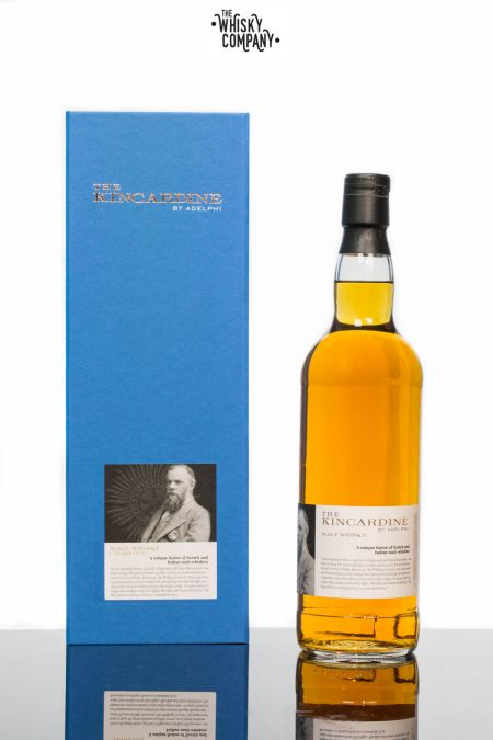 The Kincardine 7 Years Old Blended Whisky (700ml)