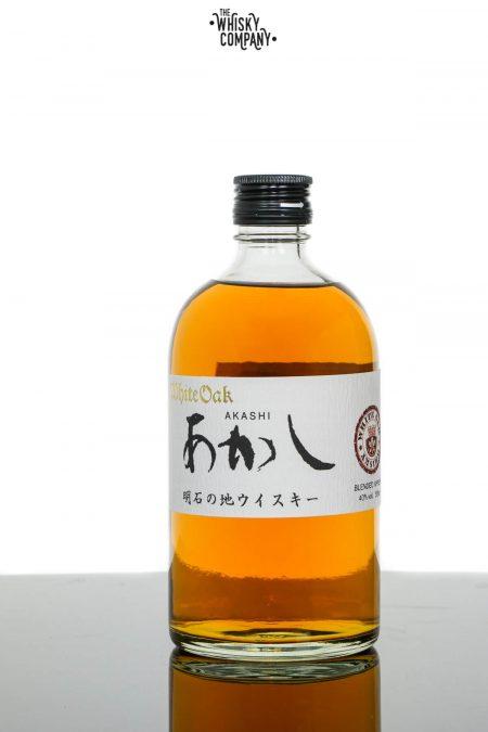 Akashi White Oak Japanese Blended Whisky (500ml)