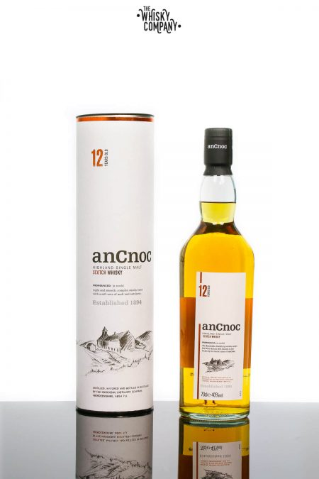 anCnoc 12 Years Old Speyside Single Malt Scotch Whisky