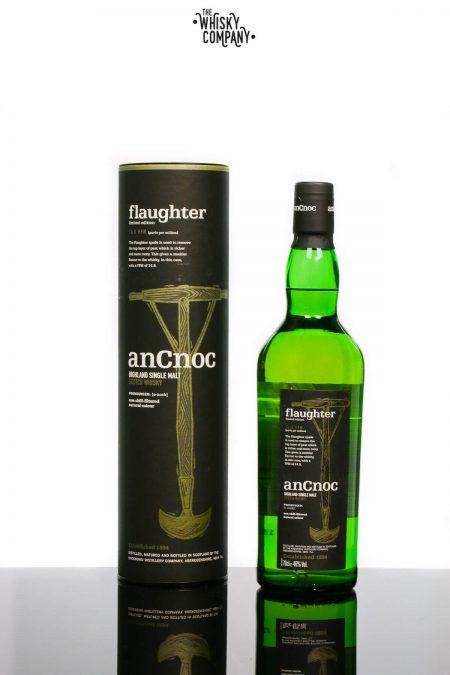 anCnoc Flaughter Limited Edition Speyside Single Malt Scotch Whisky