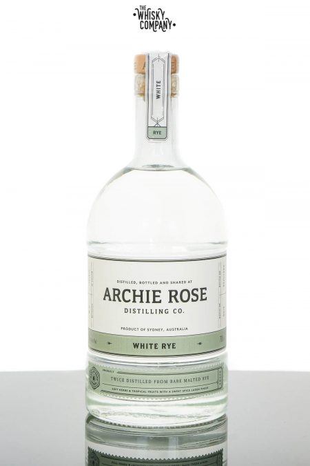 Archie Rose Australian White Rye Whisky (700ml)