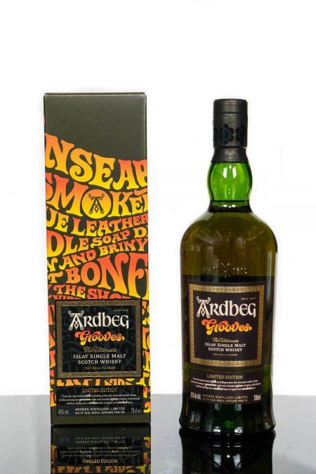 Ardbeg Grooves Islay Single Malt Scotch Whisky (700ml)