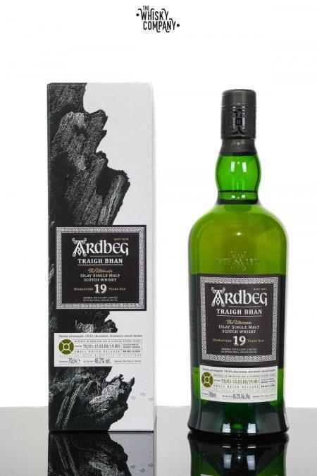 Ardbeg Traigh Bhan 19 Years Old Islay Single Malt Scotch Whisky (700ml)