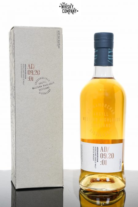 Ardnamurchan AD/09.20:1 Single Malt Scotch Whisky - First Release (700ml)