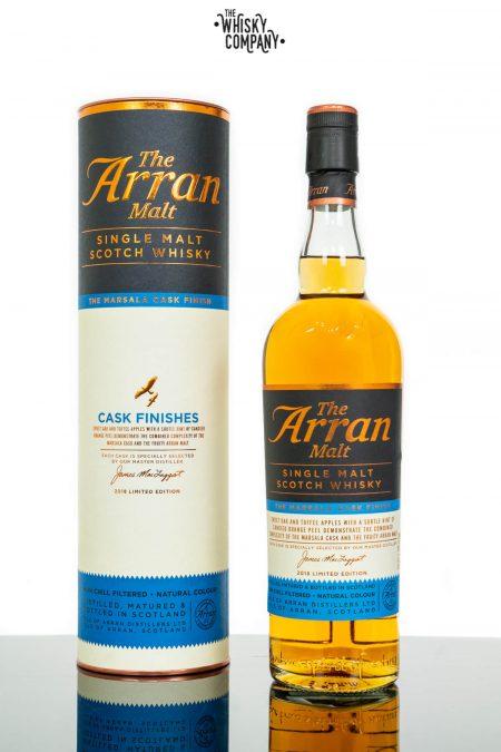 Arran Marsala Cask Finish Island Single Malt Scotch Whisky (700ml)