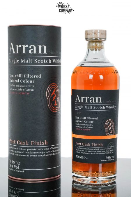 Arran Port Cask Finish Island Single Malt Scotch Whisky (700ml)