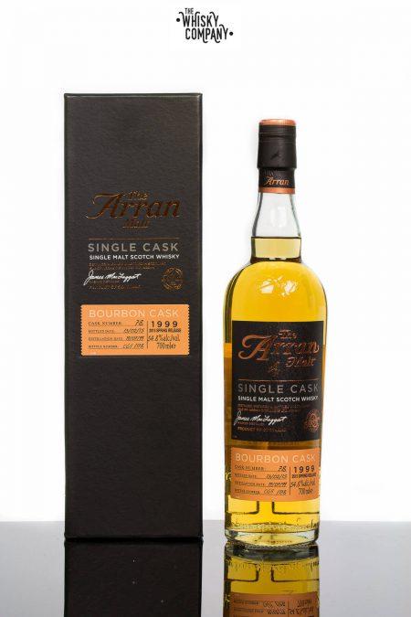 Arran Single Cask Release Bourbon Cask No.78 Island Single Malt Scotch Whisky (700ml)