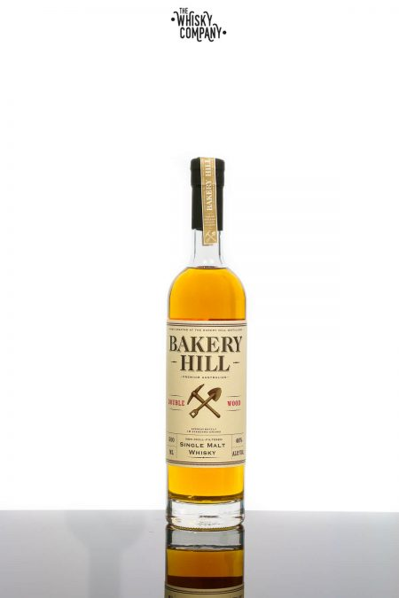 Bakery Hill Double Wood Australian Single Malt Whisky (500ml)