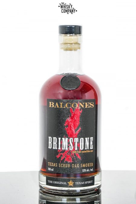 Balcones Brimstone Texas Scrub Oak Smoked Texas Whiskey (700ml)