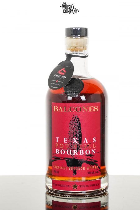 Balcones Texas Pot Still Bourbon Straight Bourbon Whiskey (700ml)
