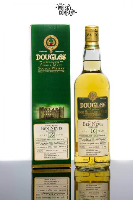 Ben Nevis 1998 Aged 16 Years Cask Single Malt Scotch Whisky - Cask 11394 (700ml)