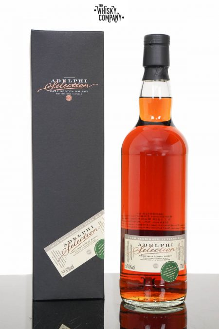 Benrinnes 2009 Aged 11 Years Speyside Single Malt Scotch Whisky - Adelphi (700ml)
