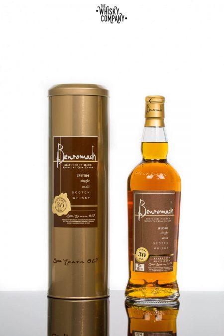 Benromach 30 Year Old Speyside Single Malt Scotch Whisky (700ml)