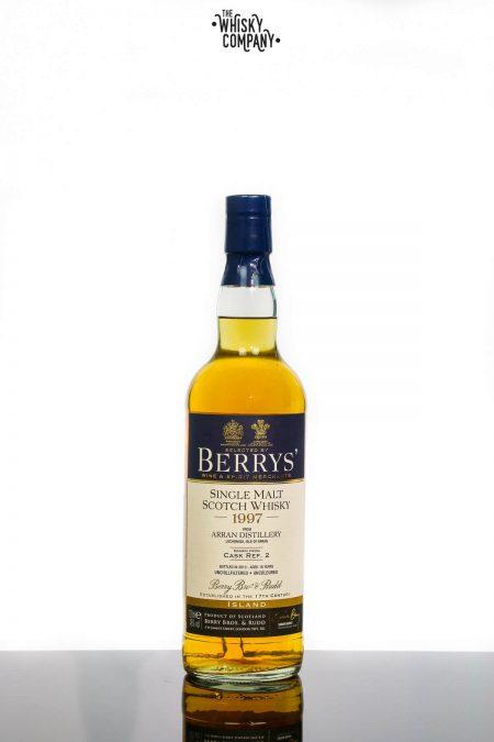 Berry Bros & Rudd 1997 Arran Single Malt Scotch Whisky (700ml)