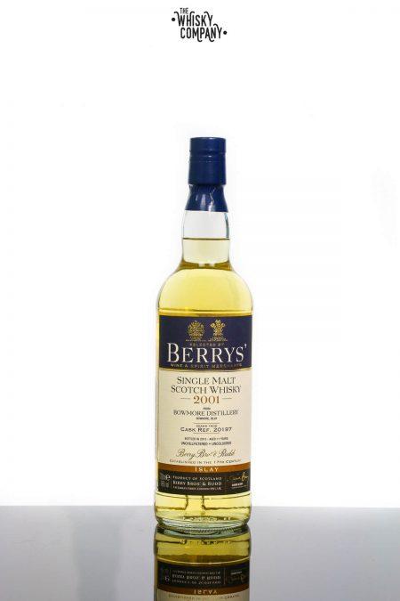 Berry Bros & Rudd 2001 Bowmore Islay Single Malt Scotch Whisky