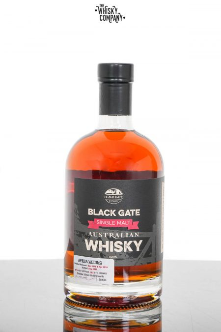Black Gate Apera Vatting Australian Single Malt Whisky (500ml)