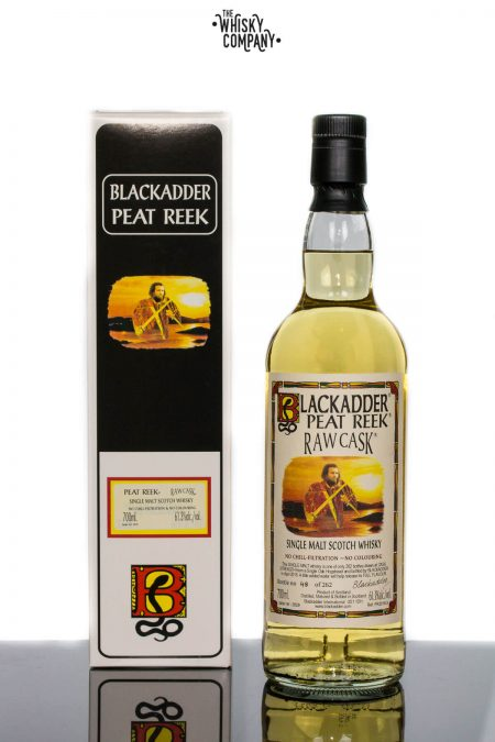 Blackadder Peat Reek Raw Cask Single Malt Scotch Whisky