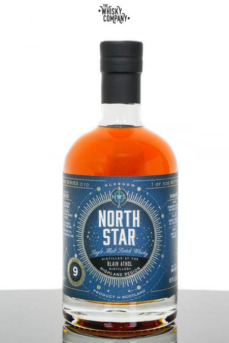 Blair Athol 2011 Aged 9 Years Highland Single Malt Scotch Whisky - North Star (700ml)