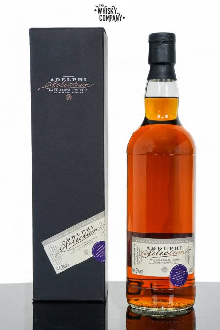 Bowmore 1997 Aged 19 Years Islay Single Malt Scotch Whisky – Cask 2411 - Adelphi (700ml)