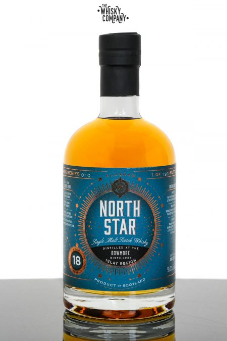 Bowmore 2001 Aged 18 Years Islay Single Malt Scotch Whisky - North Star (700ml)