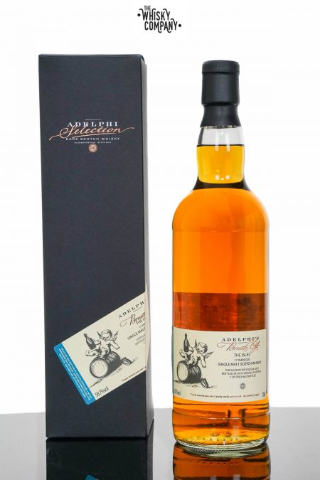 Breath of the Isles 2007 Batch 2 Single Malt Scotch Whisky - Adelphi (700ml)