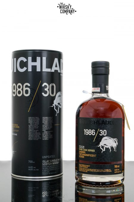 Bruichladdich 30 Years Old 1986 Islay Single Malt Scotch Whisky (700ml)