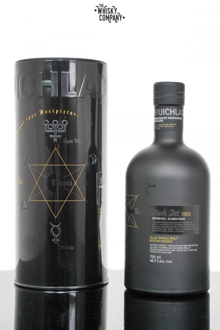 Bruichladdich 1989 Black Art Edition 3.1 Islay Single Malt Scotch Whisky (700ml)