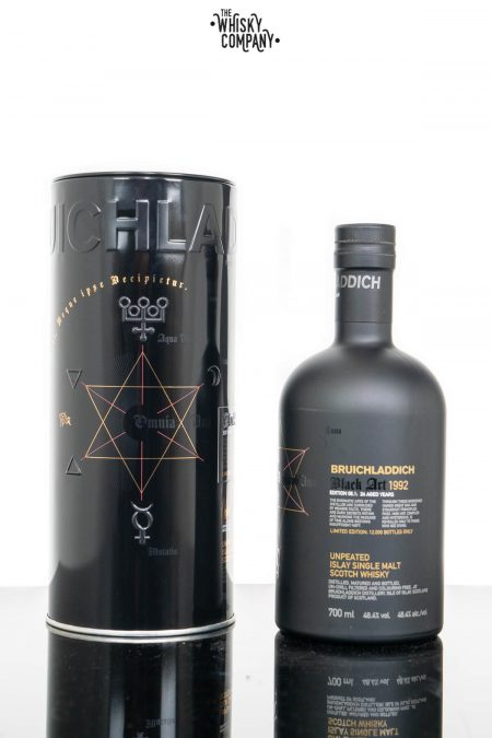Bruichladdich 1992 Black Art Edition 5.1 Islay Single Malt Scotch Whisky (700ml)