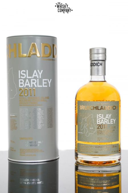 Bruichladdich 2011 Islay Barley Single Malt Scotch Whisky (700ml)