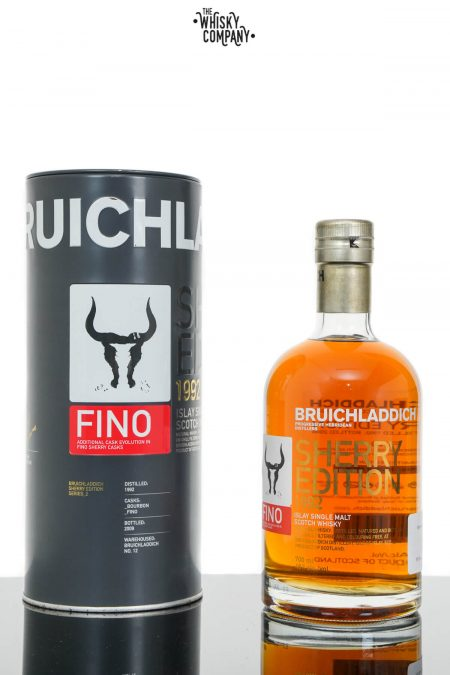 Bruichladdich 1992 Fino Sherry Finish Single Malt Scotch Whisky (700ml)