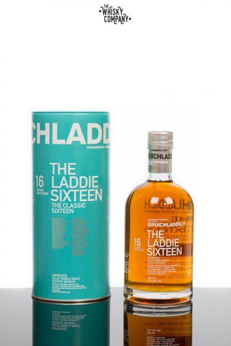 Bruichladdich 'The Classic Laddie Sixteen' Unpeated 16 Aged Years Islay Single Malt Scotch Whisky (700ml)