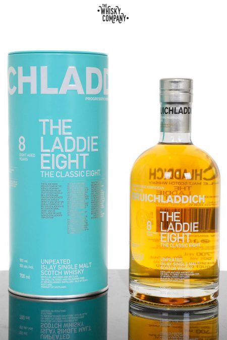 Bruichladdich The Laddie 8 Years Old Islay Single Malt Scotch Whisky (700ml)