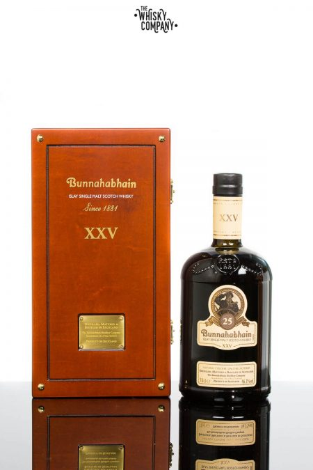 Bunnahabhain 25 Years Old Islay Single Malt Scotch Whisky (700ml)