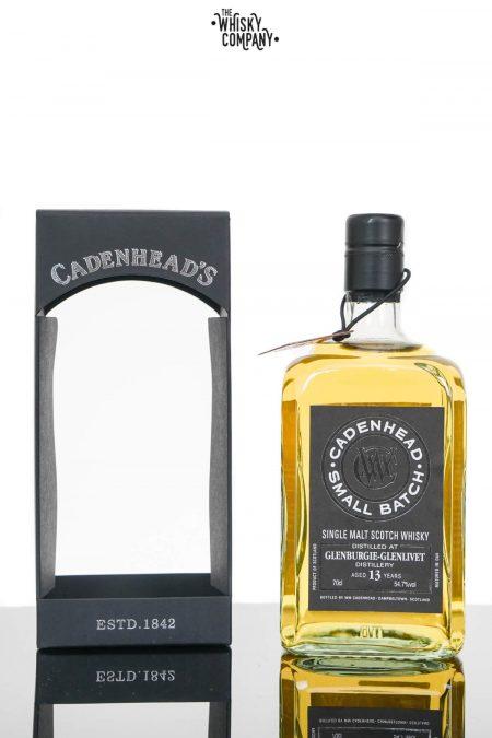Glenburgie 2004 13 Years Old Single Malt Scotch Whisky - Cadenhead (700ml)