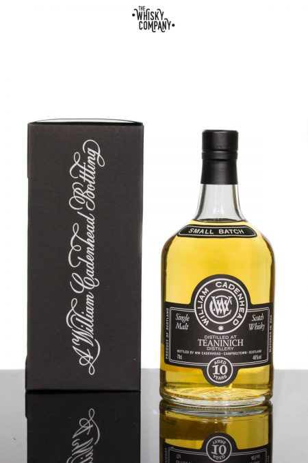 Cadenhead 2006 Teaninich Aged 10 Years Single Malt Scotch Whisky (700ml)