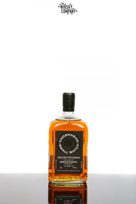 Cadenheads Aberlour-Glenlivet Aged 23 Years Single Malt Scotch Whisky