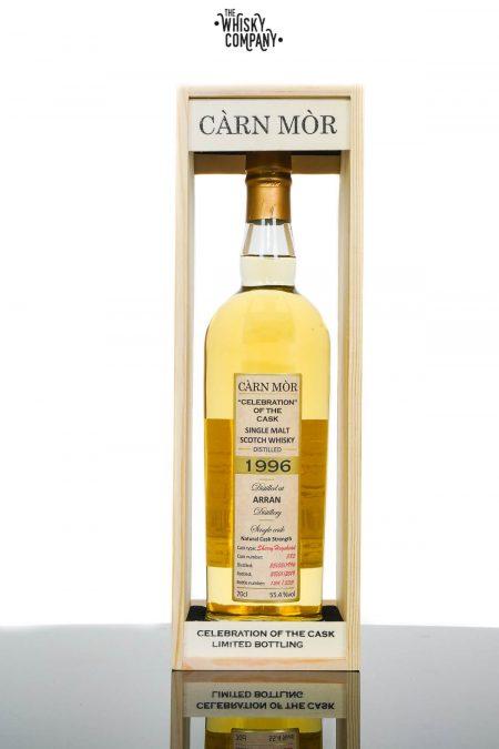 Arran 1996 Aged 23 Years 'Celebration of the Cask' Single Malt Scotch Whisky - Carn Mor (700ml)