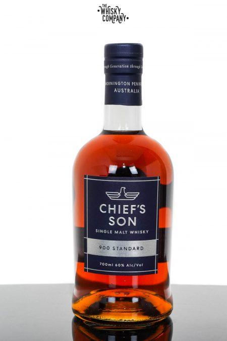 Chief's Son 900 Standard 2nd Release Cask Strength Single Malt Whisky (700ml)