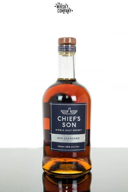 Chief's Son 900 Standard '25 Words' Cask Strength Single Malt Whisky (700ml)
