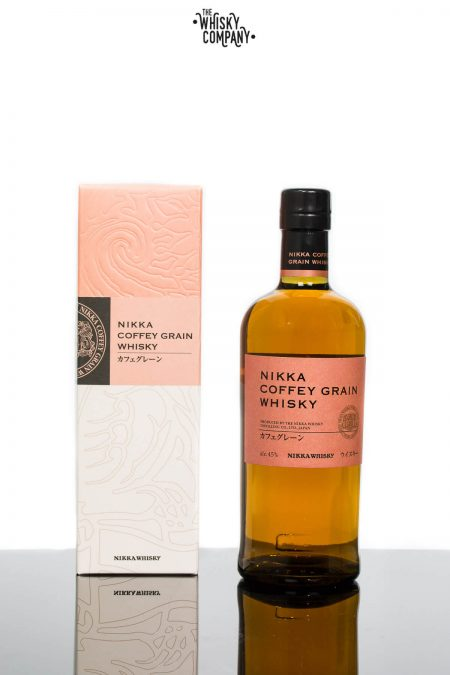 Nikka Coffey Grain Malt Japanese Blended Whisky (700ml)