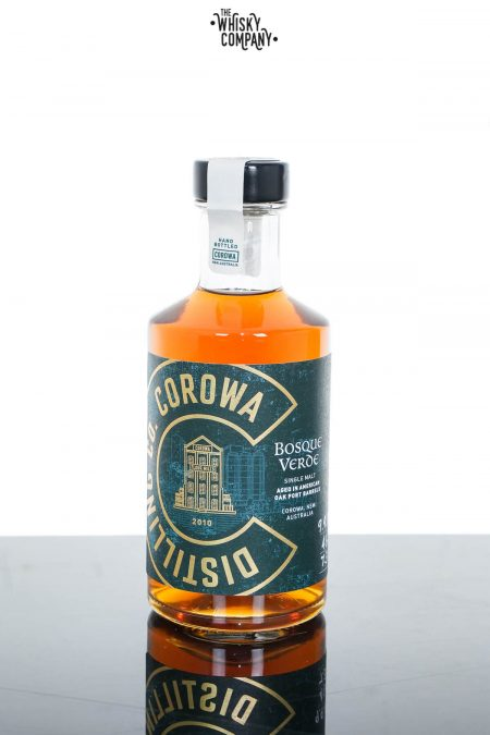 Corowa Distilling Co. Bosque Verde Australian Single Malt Whisky (46%) (200ml)
