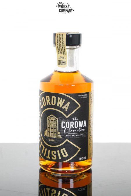 The Corowa Characters Wine Cask Australian Single Malt Whisky (200ml)