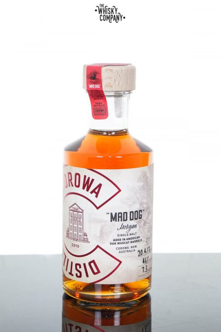 Corowa Distilling Mad Dog Morgan 46% Australian Single Malt Whisky (200ml)