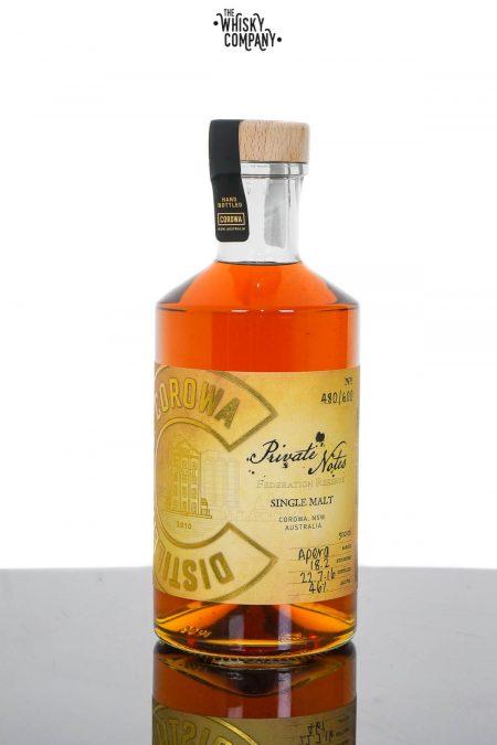 Corowa Distilling Private Notes Australian Single Malt Whisky (500ml)