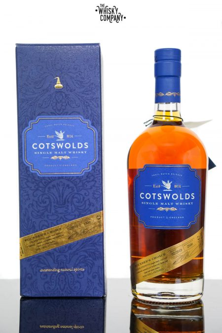 Cotswolds Founder's Choice English Single Malt Whisky (700ml)