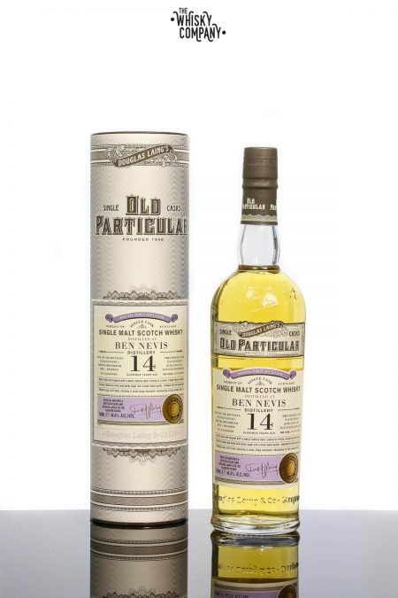 Douglas Laing Old Particular Ben Nevis 14 Years Old Highland Single Cask Single Malt Scotch Whisky