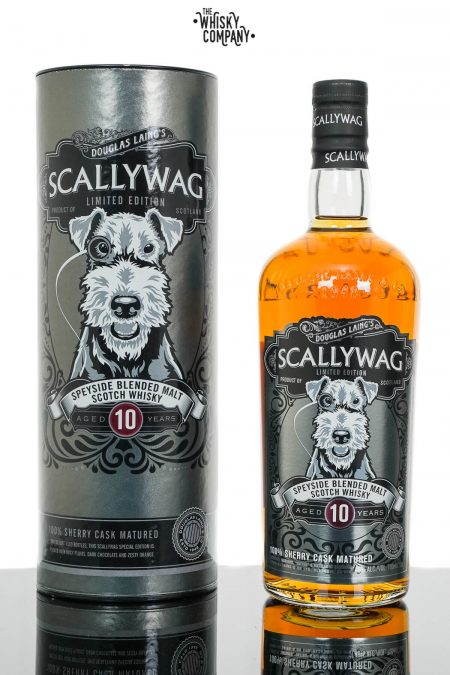 Scallywag 10 Years Old Blended Malt Scotch Whisky - Douglas Laing (700ml)